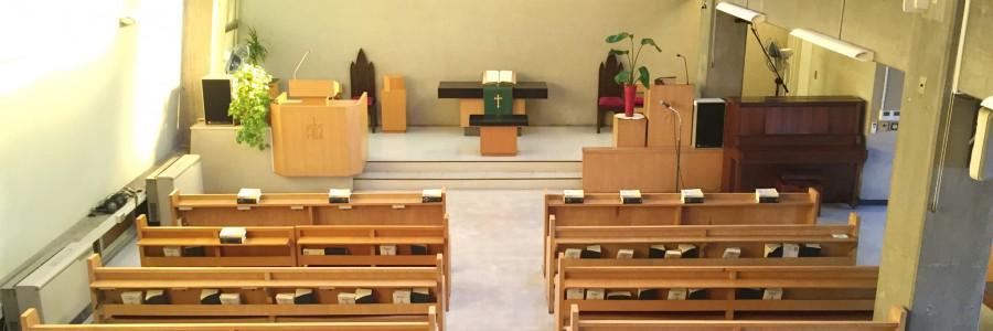 2017年5月07日(日)主日礼拝説教