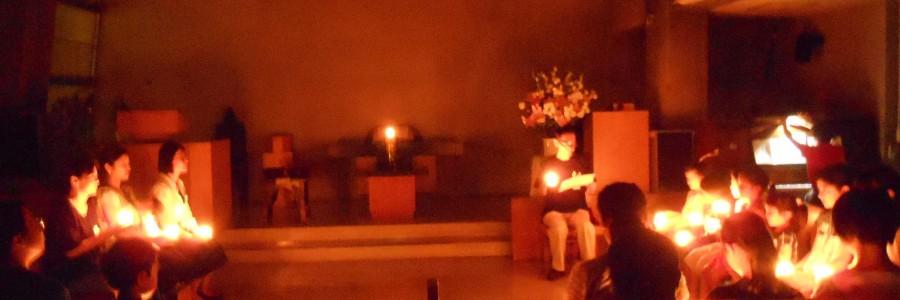 2015年12月24日(木)キャンドルサービス説教
