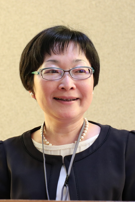 友野 富美子 牧師
