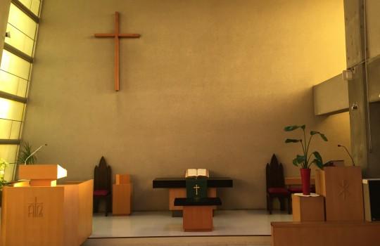2017年1月8日(日)主日礼拝説教