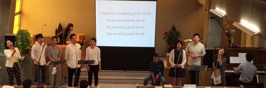 2017青年月間特別礼拝Ⅰ